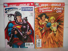 DC Universe Comics Brave and Bold Various Team-ups Lot of 5