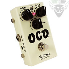 NEW! Fulltone OCD V2 Overdrive Clean Boost (Latest Version 2)