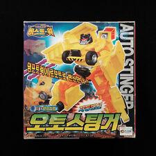 Takara Transformers Beast Wars 2 AUTOSTINGER D-17 Autorollers figure set rare