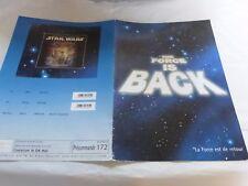 GEORGE LUCAS - Plan média / Press kit !!! STAR WARS THE FORCE IS BACK !!!