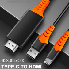HDTV TV Cable Type C To HDMI Adapter AV For Samsung Galaxy S9 S8 Note 9 Note 8