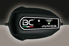 Chargeur avec maintien de charge batterie BC Junior 900 12V 0.9A 8 Phases moto