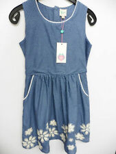 Yumi Casual Sleeveless Dresses (2-16 Years) for Girls