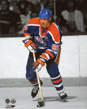 Edmonton Oilers WAYNE GRETZKY 8x10 Photo NHL Hockey Print Spotlight Poster