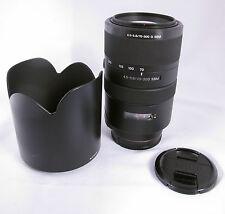 Sony Alpha SAL70300G 70-300 mm F/4.5-5.6 SSM G Objektiv - Gebraucht