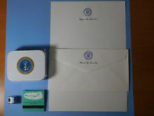 Air Force One Presidential Stationary Set w/envelope RARE plus candy&matches