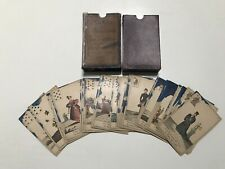 the BOOK of FATE or LIVRE du DESTIN - Tarot divination - circa 1890 - GRIMAUD
