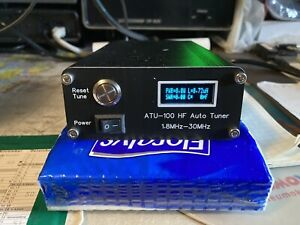 Automatischer Antennentuner ATU-100 1.8-30MHz wie neu