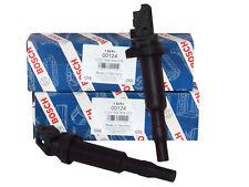 Set of 2 Bosch 00124 Ignition Coil For BMW 335XI 550I 650I 760I E90 E60 E65 E53