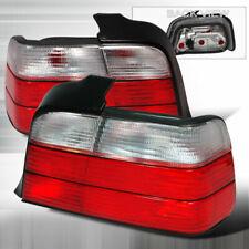 Ruckleuchten BMW E36 sedan rot/weiss