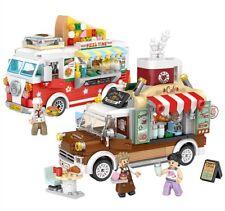 2pcs MINI Blocks Kids Building Toys DIY Girls Puzzle Gift LOZ 1739 1740 (no box)