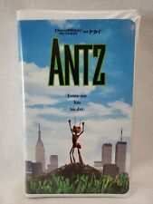 Antz (VHS, 1999, Clamshell) Movie