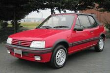 Peugeot 205 Right-hand drive Cars