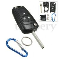 3 BUTTON FOB REMOTE KEY CASE KIT FOR VAUXHALL OPEL ZAFIRA ASTRA INSIGNIA HOLDEN