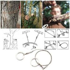 Portable Stainless Steel Wire Outdoor Survival Self Defense Chainsaws Hand Saw