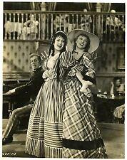 """""""LA FURIE DE L'OR NOIR (HIGH WIDE AND HANDSOME)"""" Photo originale  Dorothy LAMOUR"""