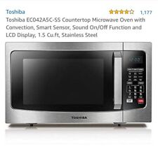 Toshiba microwave convection oven