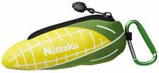 Nittaku Japan Table Tennis Balls Ball 2balls Case Corn NL-9198