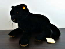 STEIFF Panther NERO Schlenker   084072   KFS mit Etikett   Zustand ist NEUWERTIG