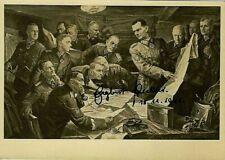 WW2 GEBIRGS GENERAL EGBERT PICKER KNIGHTS CROSS DKiG CAUCASUS ITALY WAR SGND.F.