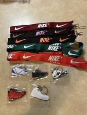 Nike Lanyard With Keychain Shoe X5