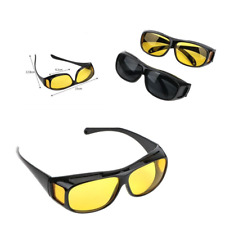 Gafas de Visión Nocturna Coche Gafas para Conducir Polarizadas Gafas De Sol Unisex Gafas HD