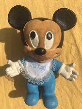 Disney Mickey Mouse Vintage Bendy toy