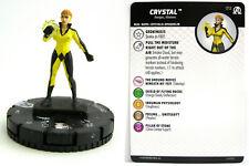 HeroClix - #012 Crystal - Black Panther and the Illuminati
