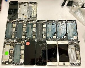 iPhone motherboard & Parts Lot