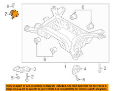FORD OEM 15-18 Mustang Rear Suspension-Damper Right FR3Z5B694A