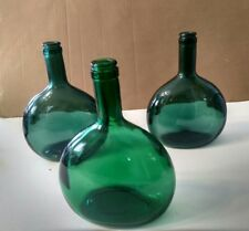3 - Piece Green Class Vase Set