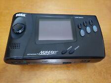SEGA NOMAD Genesis Handheld Game System