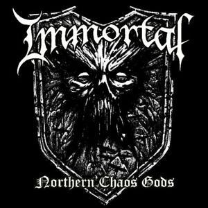 IMMORTAL - NORTHERN CHAOS GODS   CD NEUF