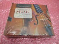 NEW SEALED - CD ROGER KAMIEN MUSIC AN APPRECIATION 9TH EDITION SIXTH BRIEF ED.