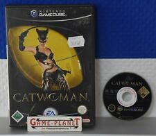 Catwoman Nintendo GameCube Electronic Arts 2004 Action Kampf OVP und Anleitung
