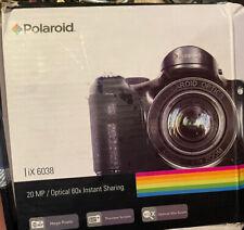 Polaroid 20MP 60x Zoom Instant Digital Camera   Instant Sharing (White)