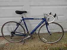 VINTAGE 52 CM CANNONDALE 18 SPEED ROAD BIKE NEEDS NEW CHAIN&TIRES USA SALE ONLY