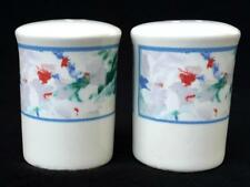 Mikasa SPRING RITUAL Salt & Pepper Shaker Set with Stoppers