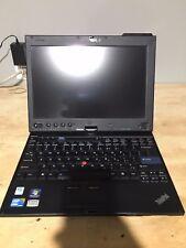 Lenovo Thinkpad X201 Core i5 U520 4 GB RAM Tablet Laptop, No Hard Drive Or Caddy
