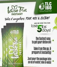 Iaso Instant Tea - 10 Single Serve Packets - Diet Weight Loss