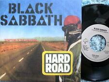 "BLACK SABBATH 45 RPM 7"" - Hard Road 2018 RE-ISSUE"