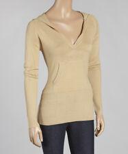 Yoki Women's Sweater Size L Brown