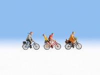 NOCH H0 15898 Fahrradfahrer - NEU + OVP