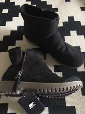 Sorel Meadow Zip Boot Elk Women's Sz 7.5