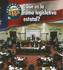 Que Es La Rama Legislativa Estatal? What's the State Legislative Branch? (Mi Pri