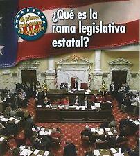 Que Es La Rama Legislativa Estatal? What's the State Legislative Branch? (Mi Pri
