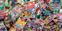 25 Comic Book Lot Grab Bag Box Random Marvel DC Bronze Copper Modern Variants