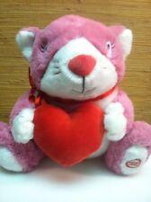 """Purrrhaps You'd Like a Hug"" Hallmark Kitty Cat Plush Talking Stuffed Animal 8"""