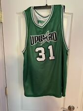 Upward Reversible Basketball Jersey - Adult Xl - Green & White - Great Condition