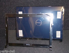 New Genuine Dell Inspiron 1318 LCD Back Cover w/Hinges + Bezel X469D Y178D